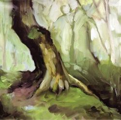 FC Heathorn | Old Tree in the Woods
