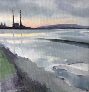 FC Heathorn   Low Tide Dublin Bay