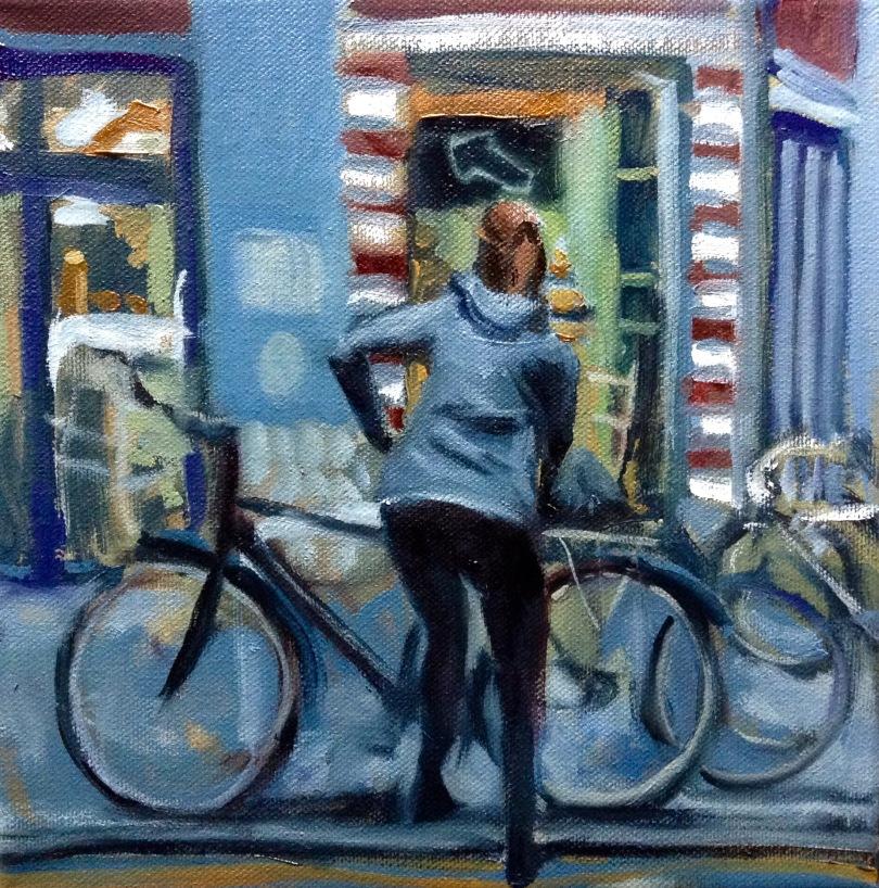 Bike Locking