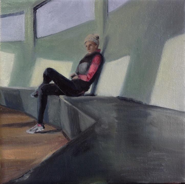 FC Heathorn   Resting Runner