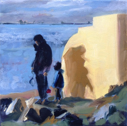 Fran Heathorn - Rock Pooling
